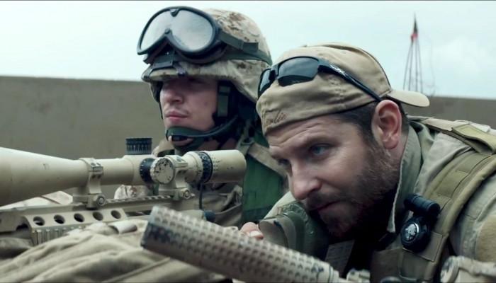 Iansante doppia Bradley Cooper in american sniper