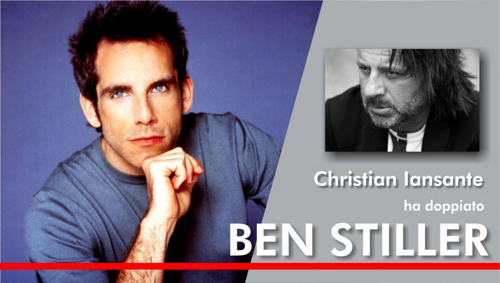 Iansante doppia Ben Stiller