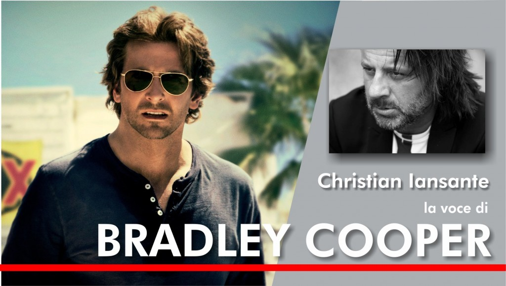 Iansante doppia Bradley Cooper