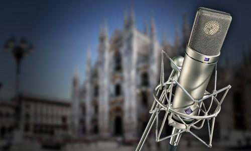 Corso doppiaggio professionale Milano