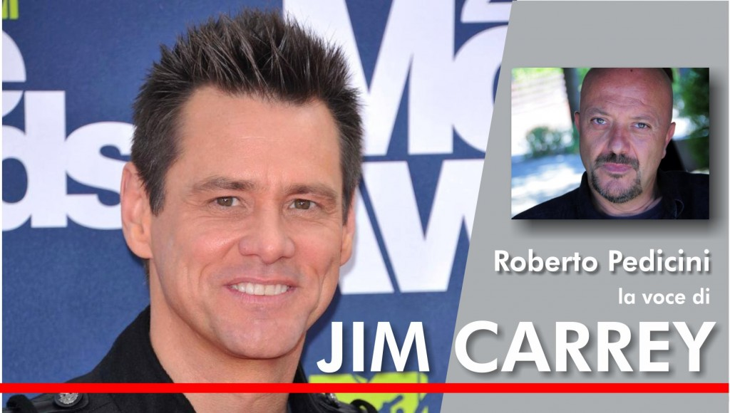 Pedicini doppia Jim Carrey