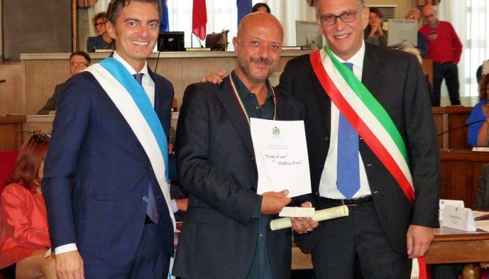 A Roberto Pedicini il Ciattè d'oro a Pescara
