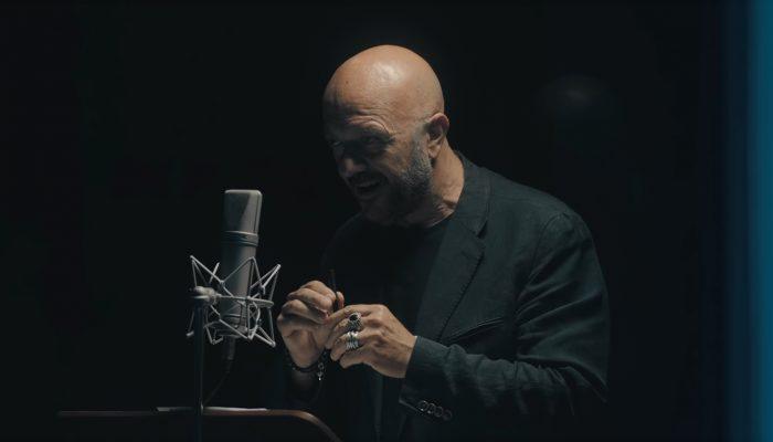 Roberto Pedicini nel nuovo video di Fabio Rovazzi