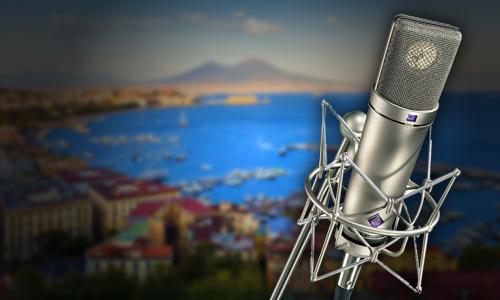Corso di doppiaggio professionale a Napoli