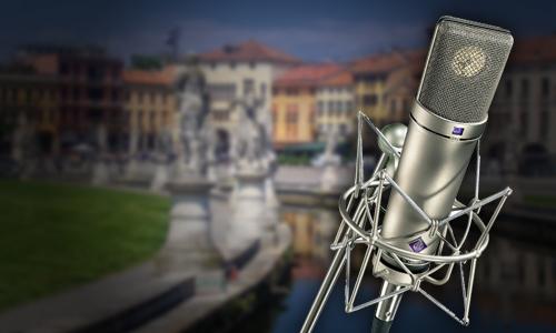 Corso di doppiaggio professionale a Padova